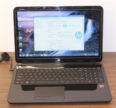 Laptop Hp Amd A8 Ram 4gb hp g15 059wm 15 6 quot amd a8 2 00ghz 4gb ram 750gb hdd