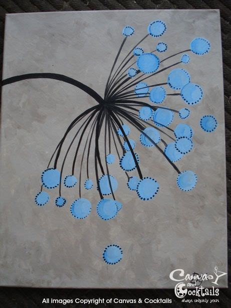 acrylic painting easy flower 17 best ideas about simple canvas paintings on