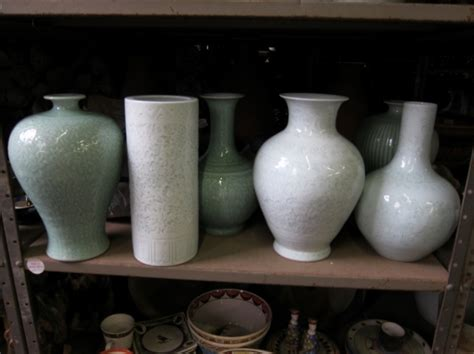 Ceramic Vase Shapes by Liebermann Pottery Welcome