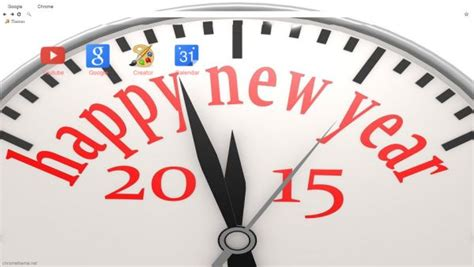 themes google chrome happy new year 17 best images about new years chrome themes on pinterest