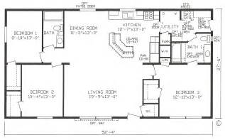 Modular Homes 4 Bedroom Floor Plans by Gallery For Gt 4 Bedroom Modular Home Floor Plans