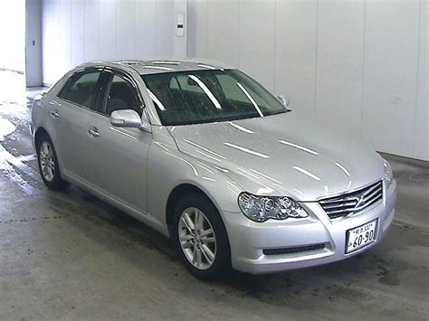Used Toyota In Japan Toyota X 2008 In Japan Car Auction Uss Kyushu June 23