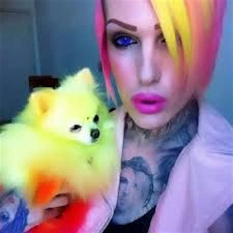 jeffree dogs and on jeffree blue pomeranian and divas