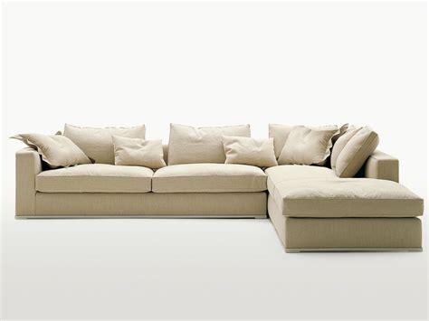 maxalto sofa omnia corner sofa by maxalto a brand of b b italia spa