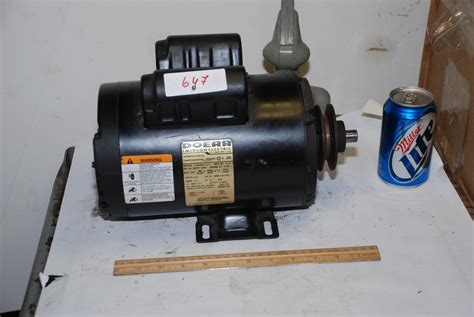 electric motors wiring a doerr 1 2hp motor for electric