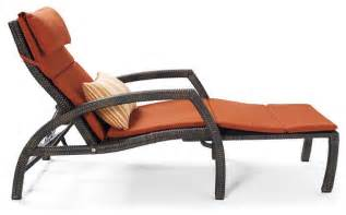 Convertible Chaise Lounge Convertible Outdoor Chaise Lounge Cushion Traditional Outdoor Cushions And Pillows By