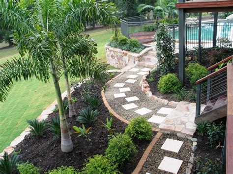 25 Garden Design Ideas For Your Home In Pictures Landscape Backyard Ideas