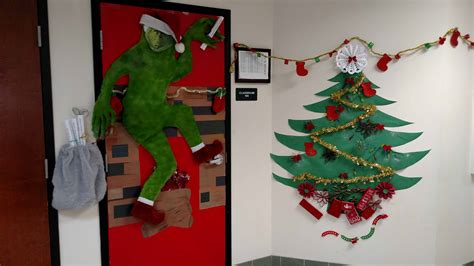 door christmas decoration contest orlando holds a door decorating contest keiser