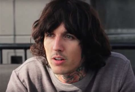 Oliver Sykes Hairstyle by Oli Sykes Haircut Www Pixshark Images Galleries