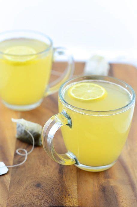 Green Lemonade Detox by Best 25 Green Tea Lemonade Ideas On Green Tea