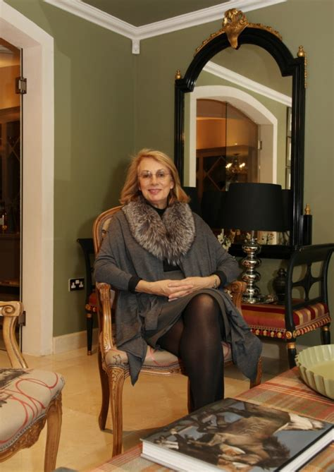 world renowned interior designer nina campbell   visit