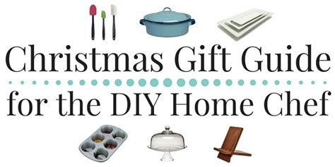 christmas gift guide for the diy home chef