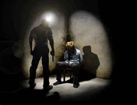 The Interrogation by The Interrogation Concept By Punktx30 On
