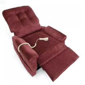 pride lc101 single motor riser recliner chair