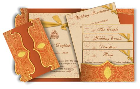 Asian Wedding Card Templates Png by Indian Wedding Invitation Templates After Effects Matik
