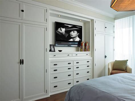 bedroom wall storage cabinets photos hgtv
