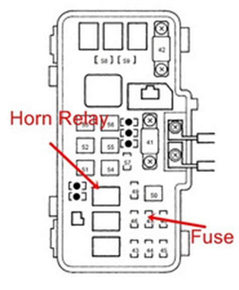 Horn Relay Mobil Mirage solved my horn keeps going intermitently how do i
