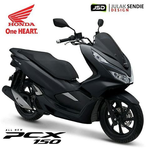 Pcx 2018 Indonesia by 4 Pilihan Warna New Honda Pcx 150 Terbaru 2018 Abs Cbs
