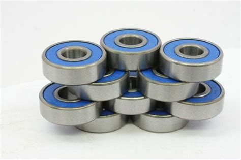 4pcs Bearing 3x6x2 5 Mm Metal Sealed 10 bearing 3x6 sealed 3x6x2 5 miniature bearings