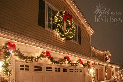 homes decorated for christmas outside exterior christmas lighting idea exactly what i want the