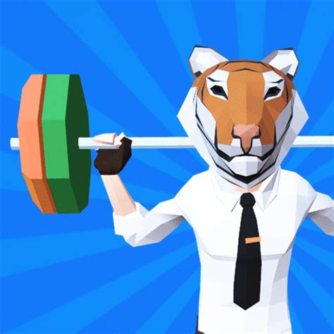 idle gym fitness simulation game  mod apkallcom