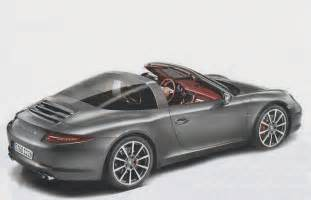 What Is A Porsche Targa New Porsche 911 991 Targa Image Leaked Before Detroit Debut
