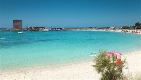spiaggia porto cesareo cosa fare a porto cesareo le spiagge salentine sullo