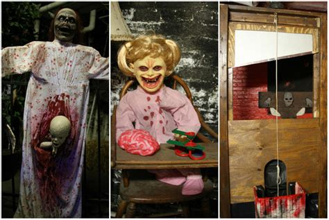 clown room nypd haunted house features a creepy clown room park slope new york dnainfo