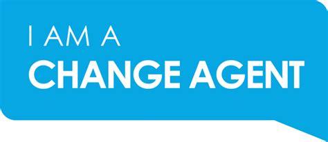 change agent details
