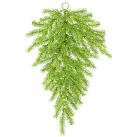 vickerman 33046 36 quot lime green tinsel 50 lime