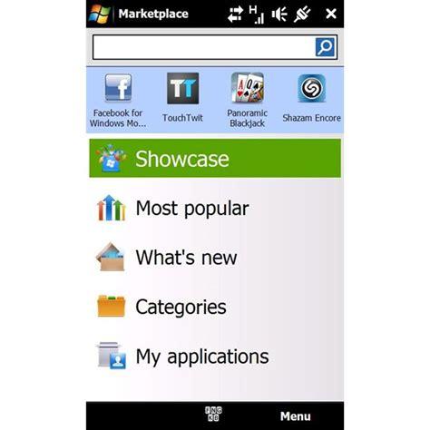 mobile app marketplace windows mobile marketplace software apps