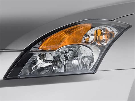 2008 Nissan Altima Headlights by Image 2008 Nissan Altima 4 Door Sedan I4 Cvt S Headlight