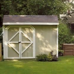building a garden shed garage plans kits designs rona