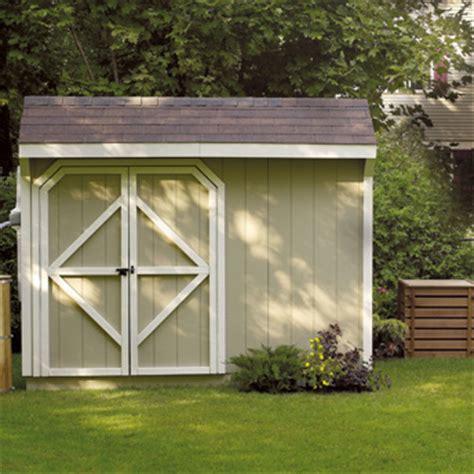 building  garden shed garage plans kits designs rona