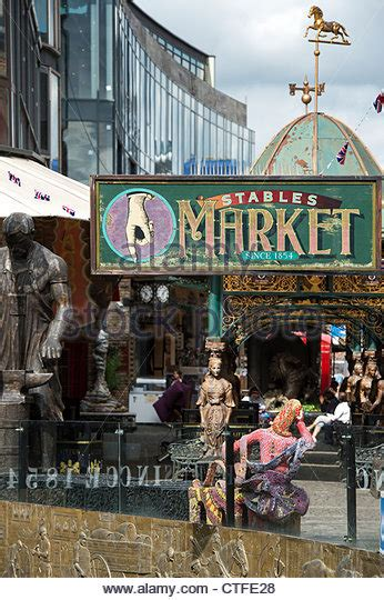 Cq Live Camden Stables Market What Goes Around Comes Around by Stables Market Stock Photos Stables Market Stock Images