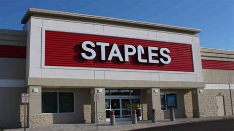 Office Depot Loveland Staples Stock News Office Suplly Chain Stumbles After