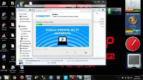 Wifi Komputer Pc wifi hotspot for computer pc software and cracks included