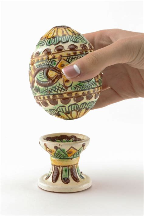 care ceramic egg madeheart gt ceramic easter egg