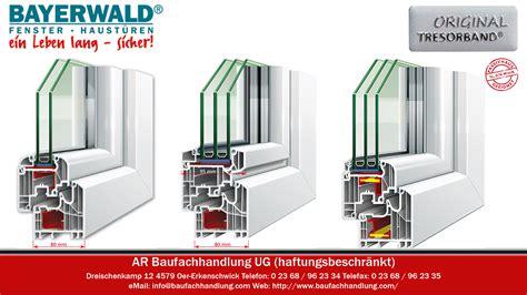 bayerwald fenster bayerwald fenster und haust 252 ren mit tresorband 45739