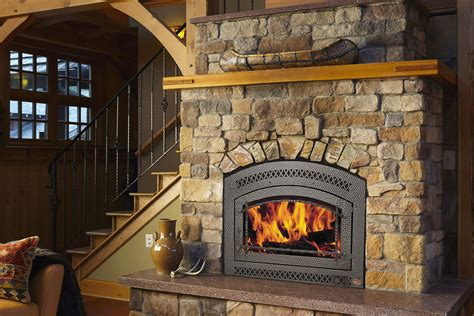 fireplace hearth and home mhc hearth fireplaces wood