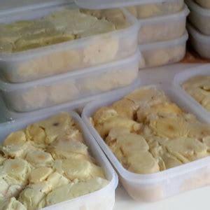 Durian Kupas Asli Sidikalang jual durian kupas daging durian kulinerkhasmedan