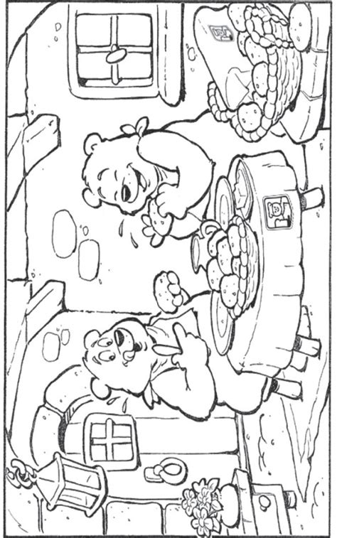 kids n fun com 22 coloring pages of bakery