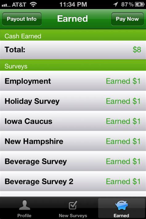 Survey For Money App - survey codes for ongo survey app make money doing surveys app how to create a survey
