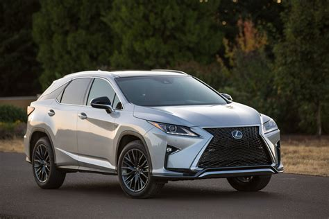 lexus rx 350 hybrid review 2017 lexus rx 350 features review the car connection