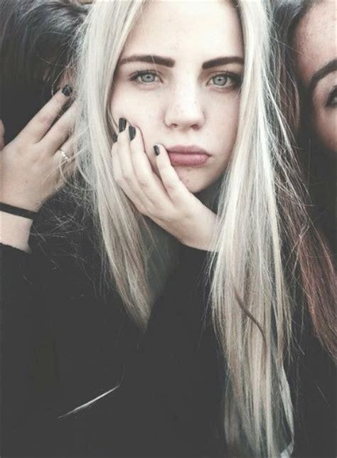 beautiful girl grunge hair tumblr image 3764462 by