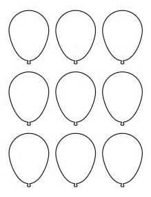 balloon template best 25 balloon template ideas on
