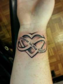 Infinity Heartbeat Infinity Tattoos Infinity And Tattoos