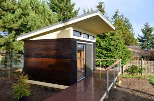s shed modern garage and shed seattle by j c