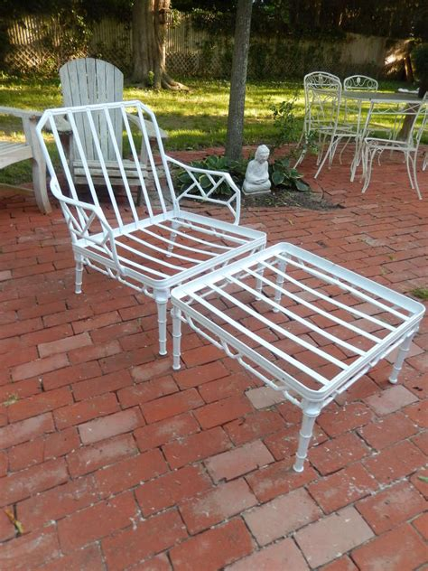 brown vintage garden chair calcutta collection at