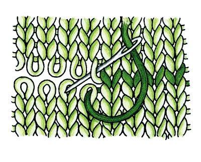 Knitting Kitchener Stitch by Kitchener Knitting Stitch Kitchen Design Photos